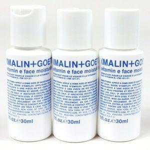 MALIN + GOETZ Vitamin E Face Moisturizer 3oz NEW